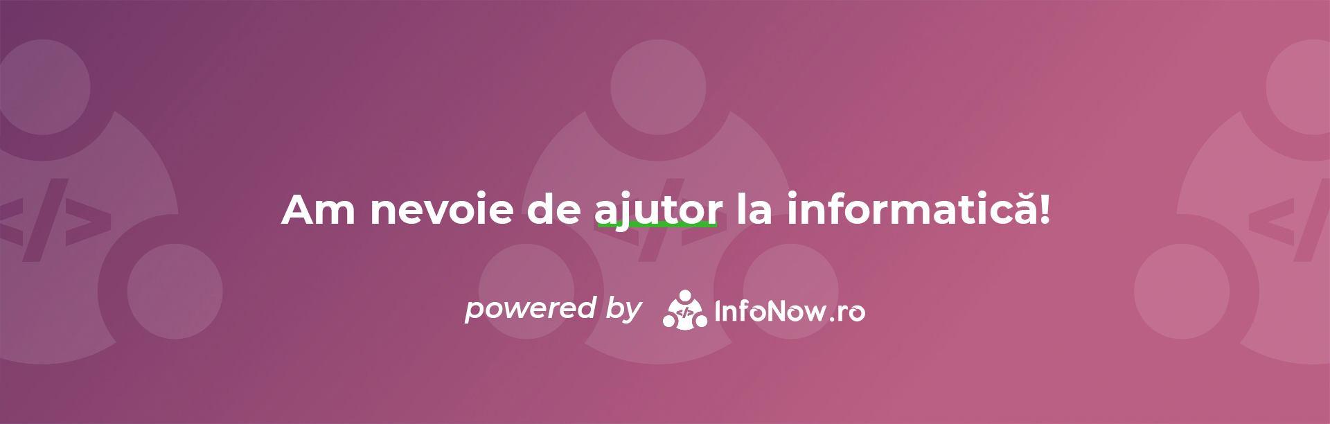 InfoNow.ro